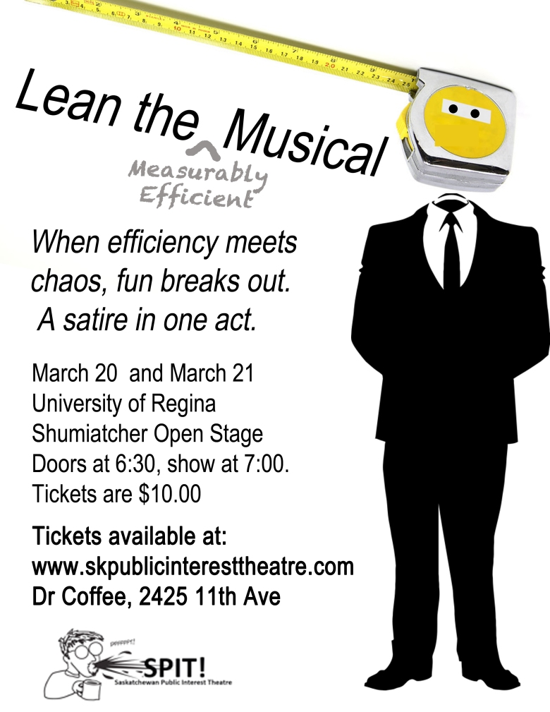 lean the musical poster final